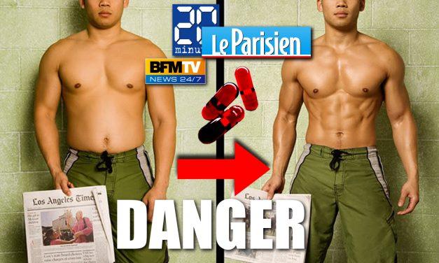"""ALERTE : Si tu consommes ces """"bruleurs de graisse """" pour maigrir, tu es en DANGER !?"""