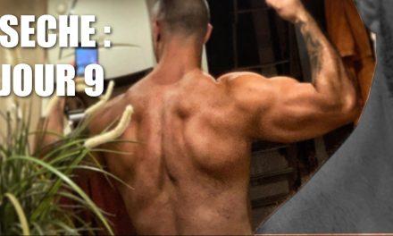 Je Deviens Bodybuilder : SECHE EXTREME JOUR 9 – Le coca Zéro , ami ?
