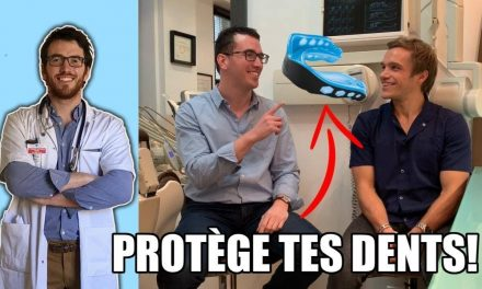 Protège-dents et musculation, utile? (Feat. David Coiffier Chirurgien-dentiste)
