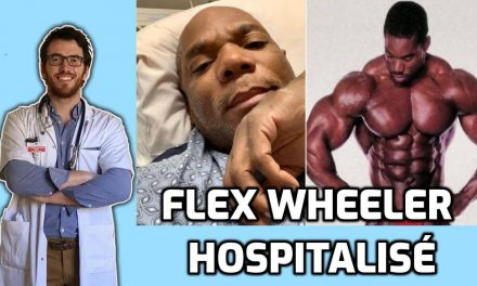 L'amputation du Bodybuilder Flex Wheeler