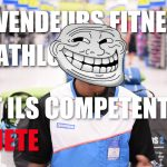DECATHLON : Les vendeurs fitness sont ils compétents sur les compléments alimentaires ? Enquête