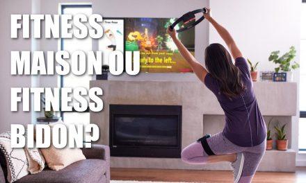 Les jeux videos Fitness : mon avis sur ring fit adventure?