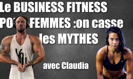 PODCAST : Conseils pour débuter en musculation pour les femmes avec Claudia Personnal Trainer