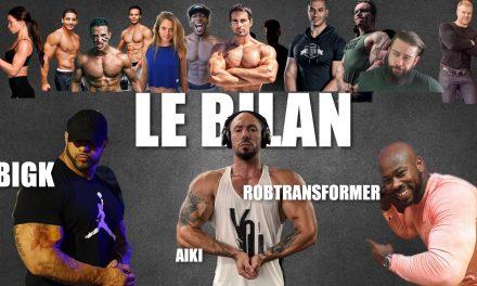 Faisons le Bilan du Fitgame FR avec BIGK et Robtransformer – Podcast