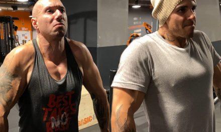 Je m'entraine avec Loic Zine – Musculation